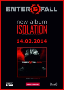 Enter And Fall_ISOLATION_Anzeige