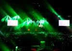 Die Show von Iron Maiden auf dem Rockavaria. Foto: MaSch